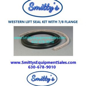 Western Seal with 7/8 Flange