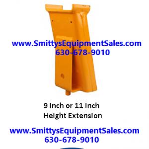 Weaver Slip-On Height Extension