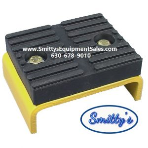Rubber Adapter for Rotary Lifts