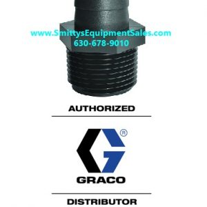 Graco Barbed Fitting 122900