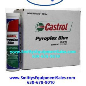 Castrol 10 Tubes of Pyroplex Blue 2 Chassis Grease