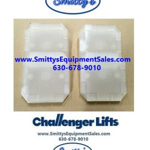 Challenger Lift Translucent Adapter Pads