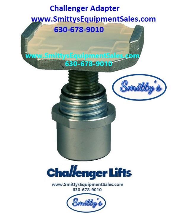 Challenger B2270 Foot Pad