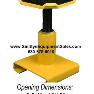 Forward Lift Adjustable Height Adapters