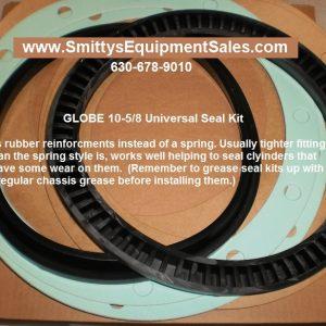 Globe 10-5/8 seal kit Gusseted