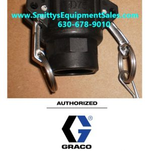 Graco 113907 Female Camloc Connector