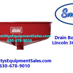 Lincoln 275640 Drain-Bowl