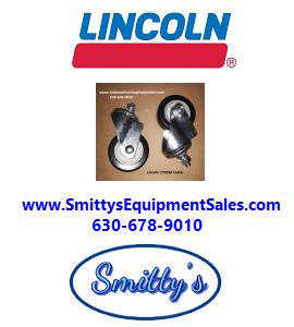 Lincoln Oil Drain Caster 275636