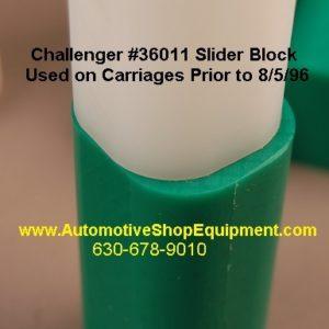 Standard & Oversized Solid Slider Blocks