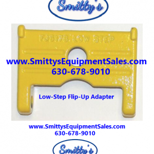Low Step Flip Up Adapter Part