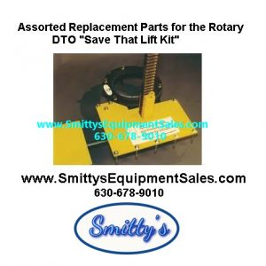 Parts for Rotary Rescue Kit