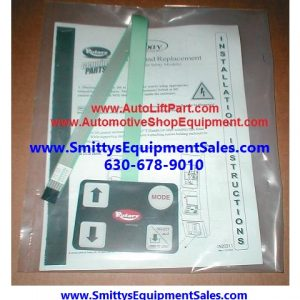 Rotary O.E.M. Touchpad Kit T100148