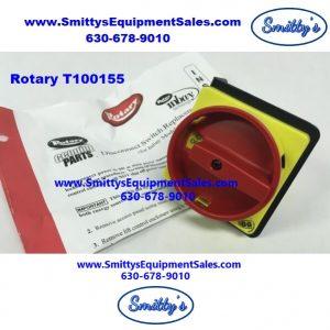 Rotary InBay Twist Switch