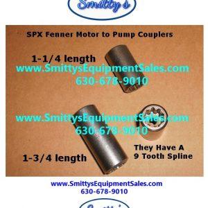 SPX Fenner Motor Couplers