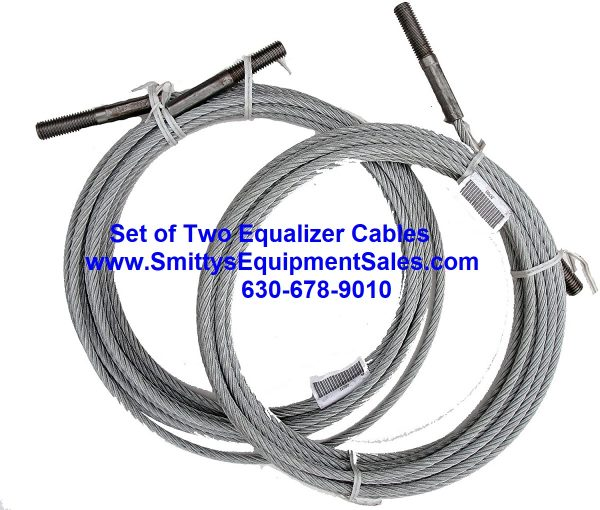 Rotary Equalizer Cables