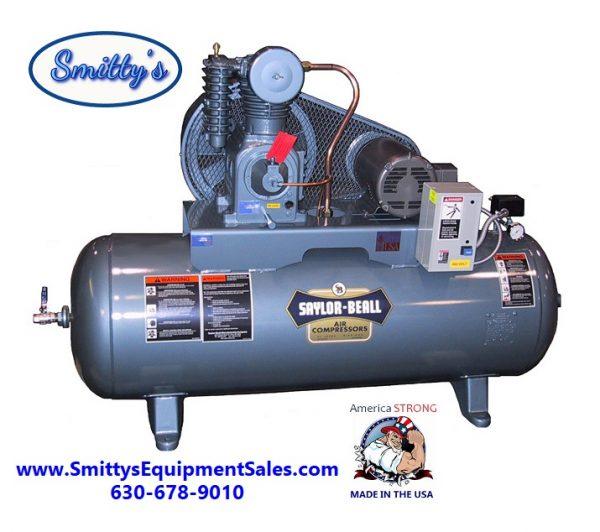 Saylor-Beall 735-80 Air Compressor
