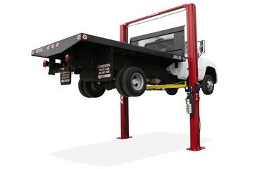 E12 heavy duty 2 post automotive lift