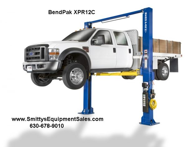 BendPak XPR-12CL