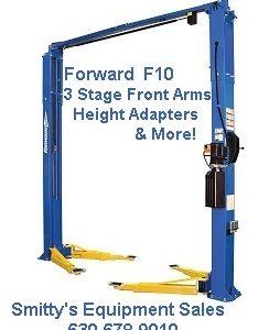 Forward F10 Two Post Lift