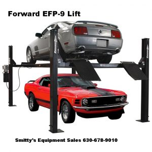 Forward 9K Capacity Lift