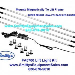 Four Post Lift Work Light Kit