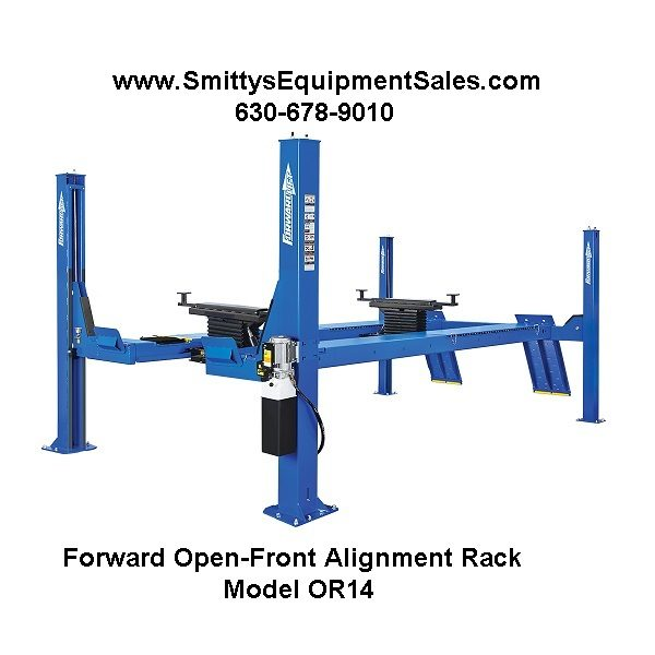 Alignment Rack