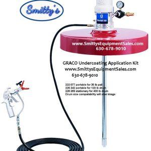 Graco 222077 Undercoating - Rustproofing Kit