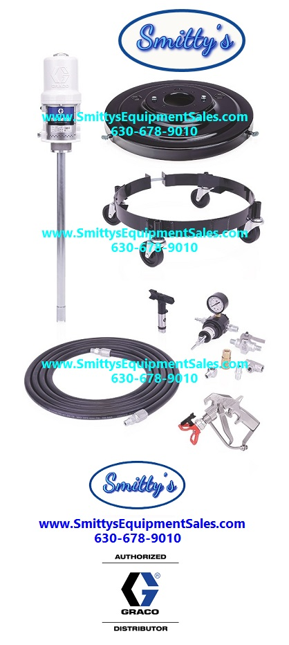 Graco 226342 Undercoating Kit