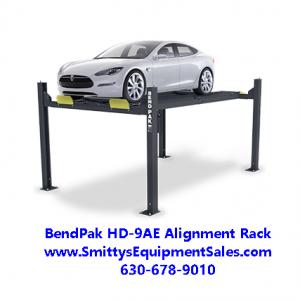 HD-9AE Alignment Rack