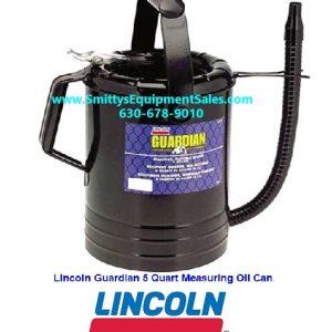 G525 Five Quart Oil Dispenser