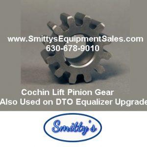 Cochin Equalizer Pinion Gear