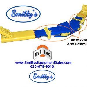 Globe 2-Post Arm Restraint Upgrade Kit