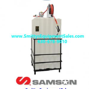 Samson 3223 Tank, Pump, Reel and Meter Package