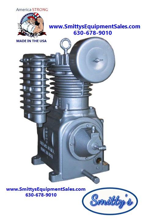 Saylor-Beall 705 Cast Iron Compressor Pump