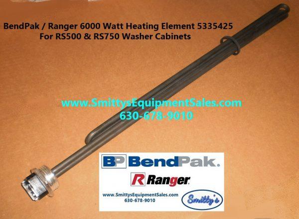 BendPak - Ranger 5335425 Heating Element 6000 Watt