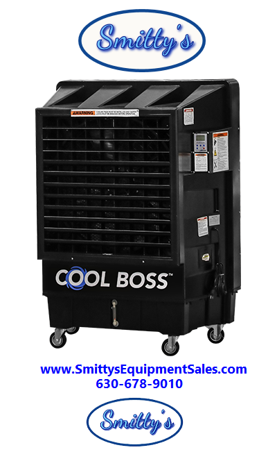 COOL BOSS Shop Cooling System