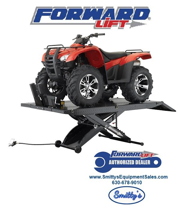 ATV and Motorcycle Lift Table