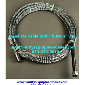 Equalizer Cable With Button End
