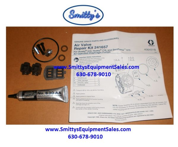 Graco 241657 Repair Kit
