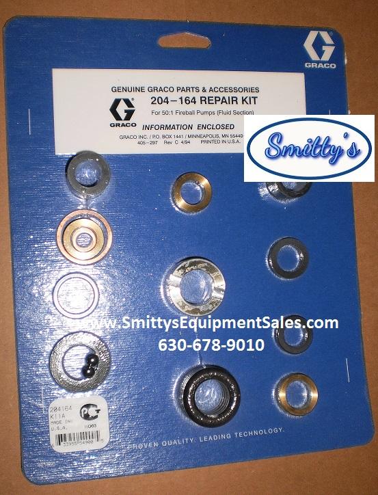 Graco 204164 Repair Kit