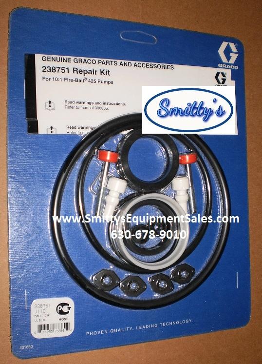 Graco 238751 Repair Kit