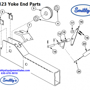 Yoke End Parts SM123 and Others