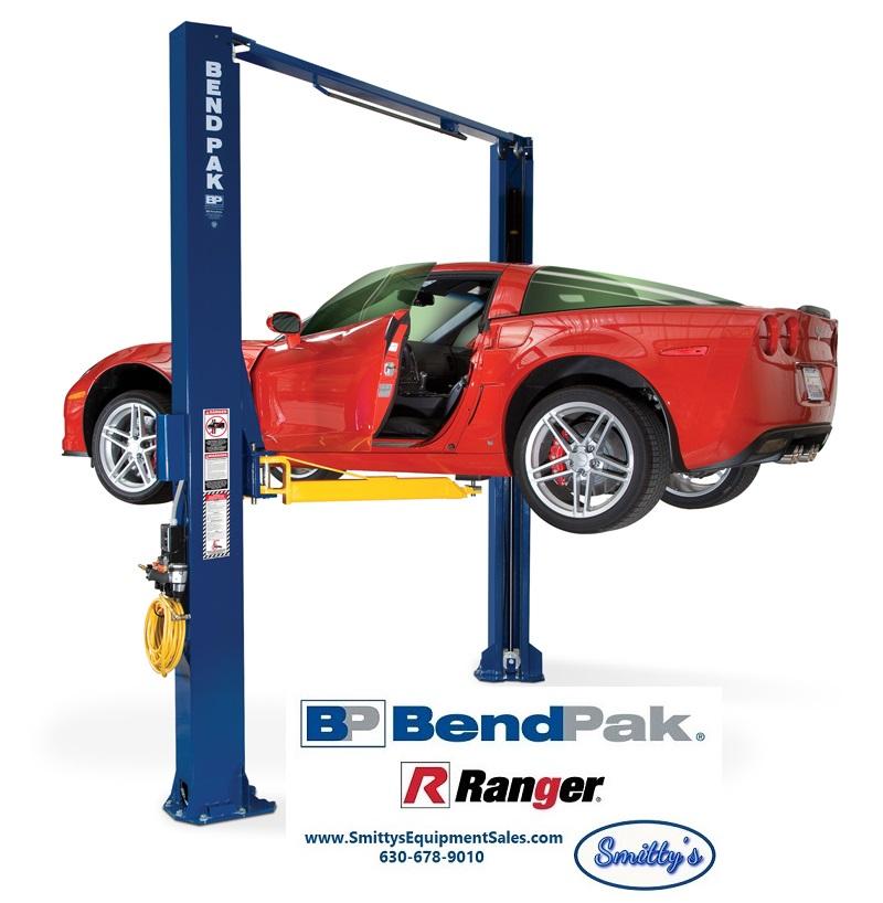 BendPak XPR-10ACX