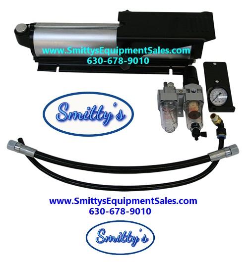 Quality Lift QRJ04-PK Rolling Jack Pump