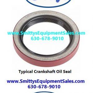 Typical Crankshaft Seal
