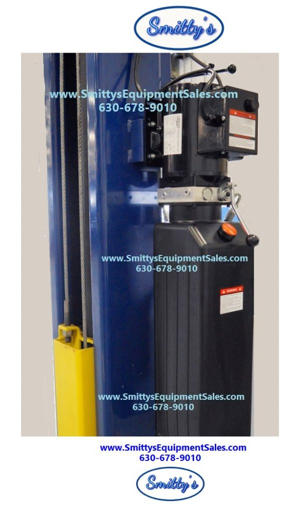 Smittys Power Unit 006 with 5 Gallon Tank