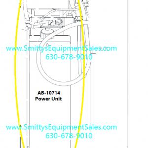 Challenger DX77 Power Unit AB-10714