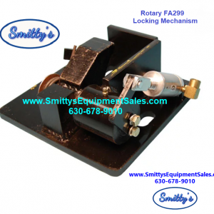 Multi-Position Air Lock Assembly Rotary FA299